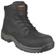Dr Martens Falcon Safety Boots Black Size 8
