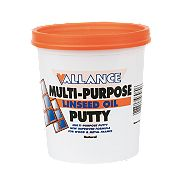 Vallance Multipurpose Putty Natural 2kg