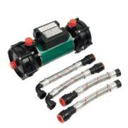 Salamander Pumps RSP75 Positive Head Shower Pump 2.0bar