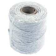 Wolseley Electric Fence Polywire White 3mm x 250m