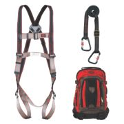 JSP Pioneer Adjustable Restraint Kit with 2m Lanyard