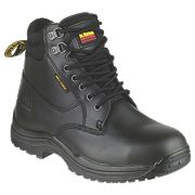 Dr Marten Drax Safety Boots Black Size 3