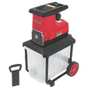 Mountfield MS2500 2500W 200kg/hr Electric Garden Shredder 230-250V