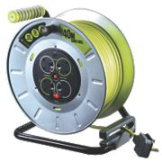 PRO XT Cable Reel 4-Gang 240V 40m