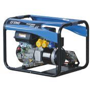SDMO Perform 4500 GAZ TB UK 3900W Generator 230/110V