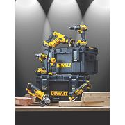 DeWalt DCK697M3-GB 18V 4.0Ah Li-Ion XR Cordless 6 Piece Power Tool Kit