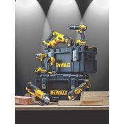 DeWalt DCK697M3-GB 18V 4.0Ah Li-Ion XR Cordless 6 Piece Power Tool Kit