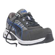 Puma Pace Safety Trainers Blue Size 7