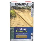 Ronseal Decking Protector Natural 5Ltr