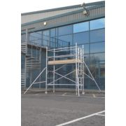 Lyte SF25NW22 Helix Narrow Width Industrial Tower 2.2m