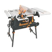 Evolution RAGE5 255mm TCT Multipurpose Table Saw 110V