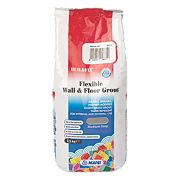 Mapei BuildFix Flexible Wall & Floor Grout Med Grey 2.5kg