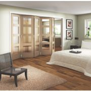 Jeld-Wen Shaker 4-Panel Interior Room Divider 2052 x 3163mm