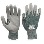 ATG MaxiCut Cut 3 Gloves Grey Large
