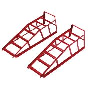 Hilka Pro-Craft 2-Tonne Car Ramps Pair 2 Pack