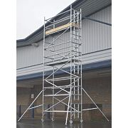 Lyte SF25NW67 Helix Narrow Width Industrial Tower 6.7m