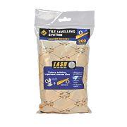 Vitrex Lash Tile Levelling Wedges Pack of 200