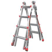 Little Giant Revolution XE Multipurpose Ladder 2-Section 4 Rungs 4.17m