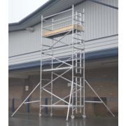 Lyte SF25NW47 Helix Narrow Width Industrial Tower 4.7m