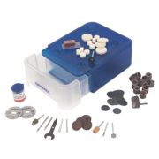 Dremel 720 Multi-Purpose Accessory Set 100 Pieces