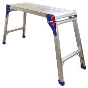 Hop Up Work Platform Aluminium