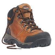 Scruffs Assault Safety Boots Brown Size 11