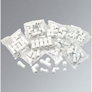 FloPlast Flo-Fit Fittings Pack of 100