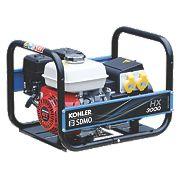 SDMO HX3000 3000W Generator 115/230V