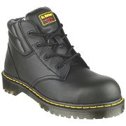 Dr Marten Icon 7B09 Safety Boots Black Size 7