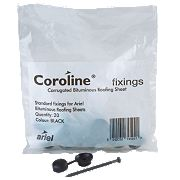 Coroline Fixings x mm Pack of 400