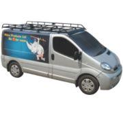 Rhino R502 Modular Roof Rack Nissan/Renault/Vauxhall