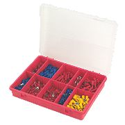 Crimp Terminals Pack 500 Piece Set