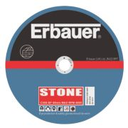 Erbauer Stone Cutting Discs 125 x 2.5 x 22.23mm Pack of 5