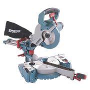 Erbauer ERB237MSW 210mm Single Bevel Sliding Mitre Saw 230V