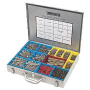 Turbo Ultra Woodscrews Builder Trade Case Double Self-Countersunk Pack of 2000