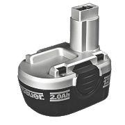 Erbauer ERC418BAT 12V 2.0Ah Ni-Cd Battery Pack