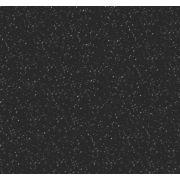 Apollo Magna Black Velvet Breakfast Bar 1830 x 900 x 34mm
