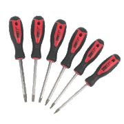 Forge Steel Torx Screwdriver Set 6 Pieces