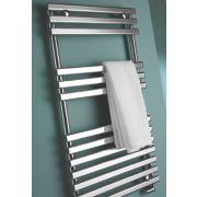 Kudox Calandra Designer Towel Radiator Chrome 950 x 500mm 291W 992Btu
