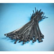 Cable Ties Black 295 x 4.5mm Pack of 100