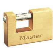 Master Lock Rectangular Padlock 85mm