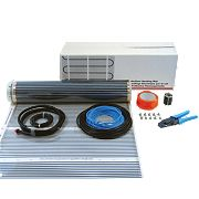 Klima Underfloor Heating Foil Kit for Wooden Floor 10m²