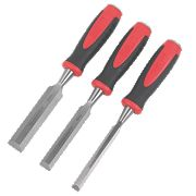 Forge Steel Wood Chisel Set 3Pcs