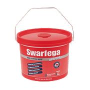 Swarfega Box Wipes Red Pack of 150