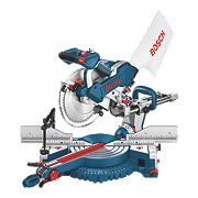 Bosch Professional GCM 10 SD 254mm Double-Bevel Sliding Mitre Saw 110V