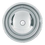 Franke Rondo S/Steel 1 Bowl Undermount Kitchen Sink No Tap Holes 294mm