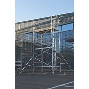 Lyte SF25DW47 Helix Double Width Industrial Tower 4.7m