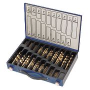 Combination Drill Bit Kit 160 Piece Set