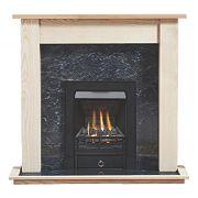 Focal Point Soho Gas Inset Suite Ash Veneer