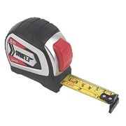 Forge Steel Dual Printed Tape Measure 8m x 25mm